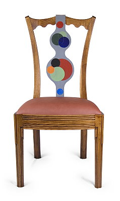 Graviational Chair front